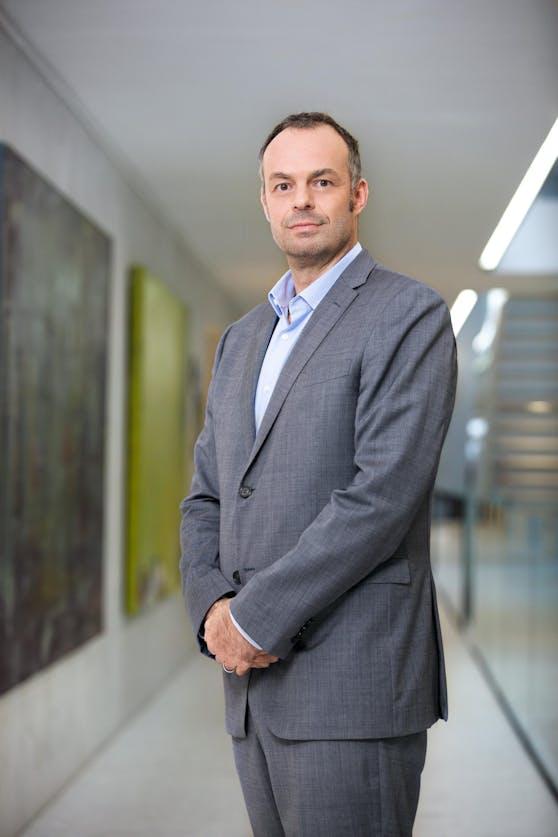 Robert Coric, Leiter Digital Advertising Services Österreichische Post AG.