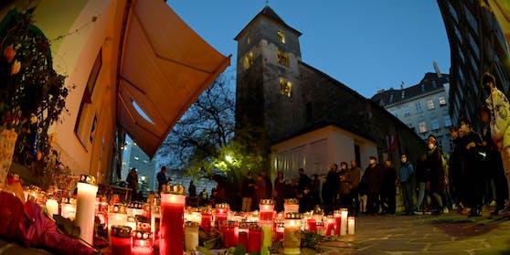 Wollte der IS-Attentäter auch in der Ruprechtskirche – dem ältesten Gotteshaus Wiens – morden?