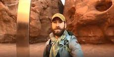 Reddit-User veröffentlicht Standort des Utah-Monolithen