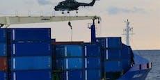 Was war auf Frachter? Geheimdokument belastet Türkei