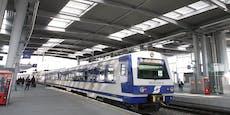 12-Jährige in Wiener Schnellbahn belästigt