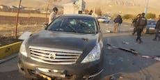 Irans Chef-Atomphysiker bei Anschlag getötet
