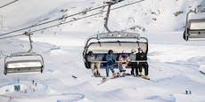 Eiszeit auf der Piste: Kein Ski-Urlaub bis Jänner?