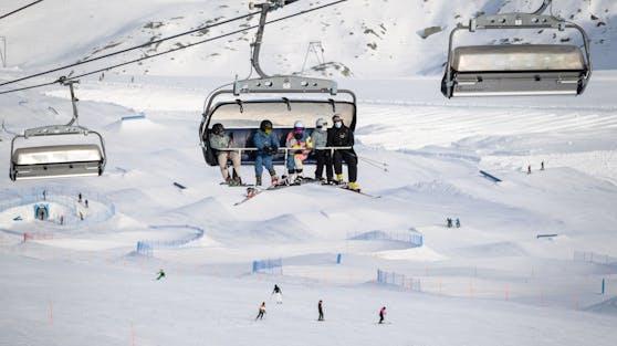 Vor wenigen Tagen ist ein Streit über einen europaweiten Ski-Lockdown entbrannt.
