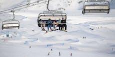 Streit um FFP2-Masken verzögert Skigebiet-Öffnung