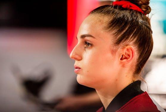Turn-Weltmeisterin Pauline Schäfer erhebt schwere Vorwürfe.