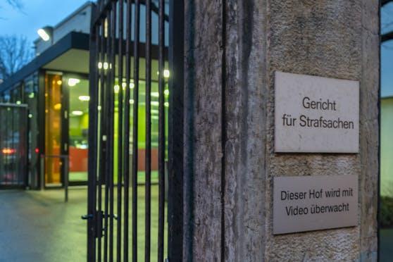 Das Strafgericht Basel-Stadt, aufgenommen im Februar 2020