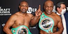 So ging der Comeback-Kampf von Tyson wirklich aus