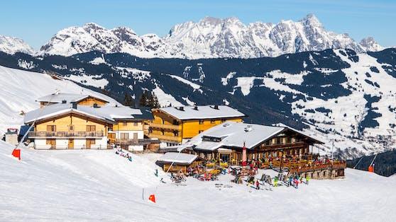 Auch die Skihütten bleiben geschlossen.