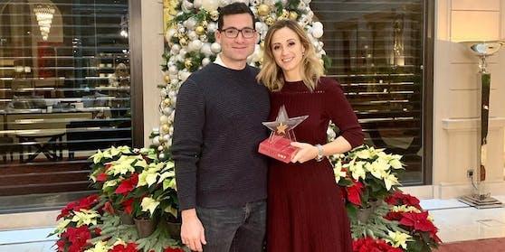 "Sebastian und Michaela Kirchgasser vereint nach ""Dancing Stars"""