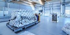 Corona-Impfung wird in Eiskoffern geliefert