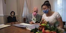 Ende Europas wirdvon heiratswilligen Paaren überrannt