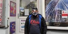 Kunde schlug Handyshop-Besitzer mit Metalldose blutig