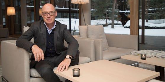Hotelier Christian Harisch vom Lanserhof