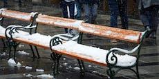 Schnee bis nach Wien? Das ist die Experten-Prognose