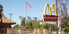 McDonalds-Mitarbeiter gezwungen mit Corona zu arbeiten