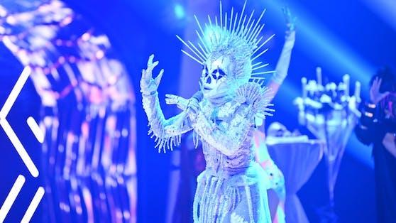 """""""Masked Singer""""-Skelett gewann die dritte Staffel."""