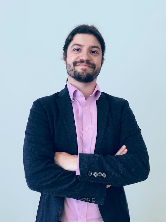 Bernhard Reiterer, Gründer und CEO bei SignD Identity GmbH.