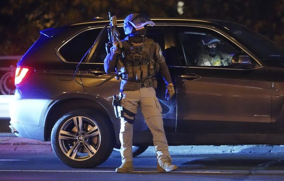 Terror in Wien: Spezialeinheiten