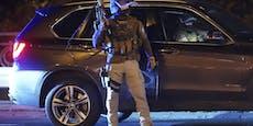 Wien-Terror: Verletzter Polizist noch nicht im Dienst
