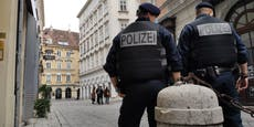 Terroranschlag: Polizei Wien sucht intensiv nach Tätern