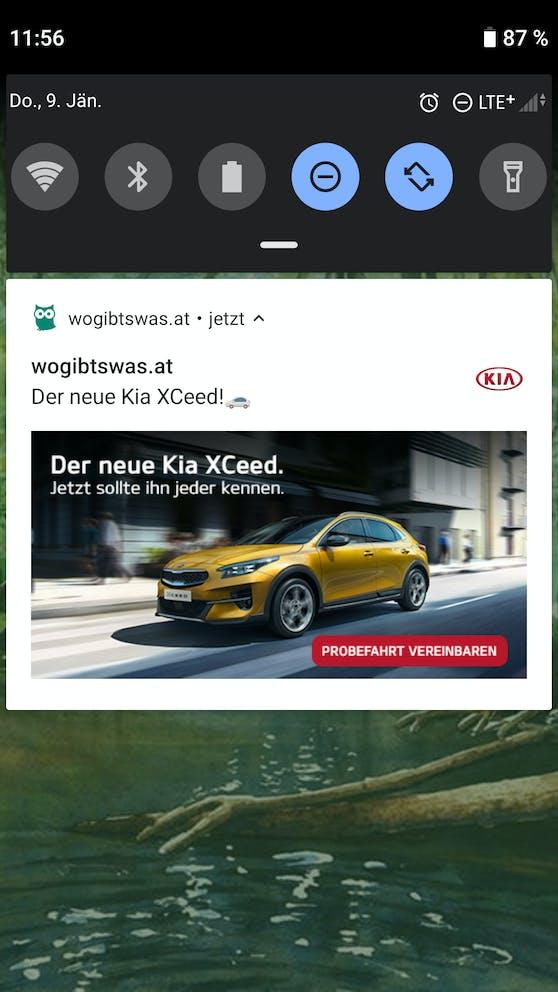 Erfolgreich und nun auch ausgezeichnet: Offerista Kampagne für KIA.