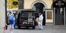 Wien-Terrorist hatte deutschen Komplizen