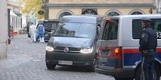 Wiener Terror-Täter hatte Gewehr, Pistole und Machete