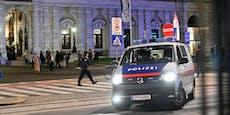 Vier Tote und 17 Verletzte bei IS-Terror in Wien