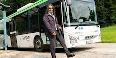 """Postbus statt Doppeldecker: """"Der beste Job der Welt!"""""""
