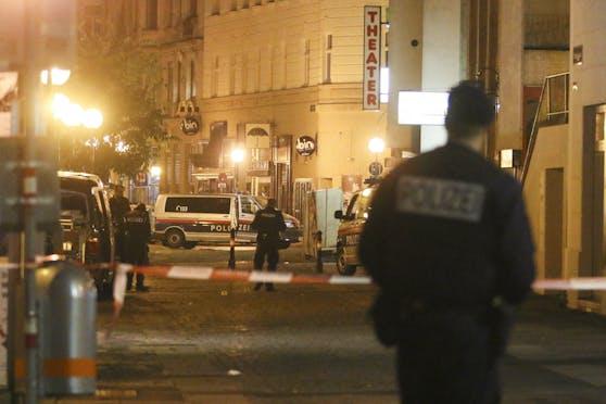 Anfang November kam der Terror nach Wien.
