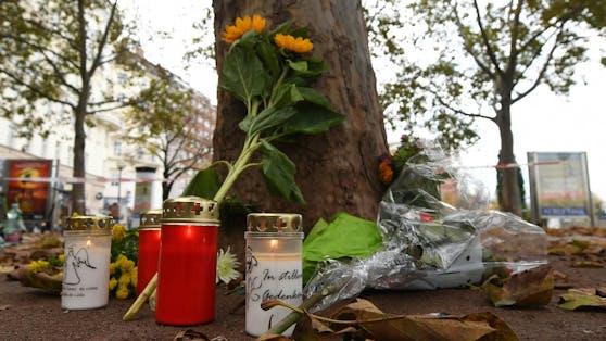 Gedenken an die Terror-Opfer in Wien. (Archivbild)