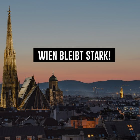 Die Sport-Reaktionen auf die Terror-Nacht in Wien