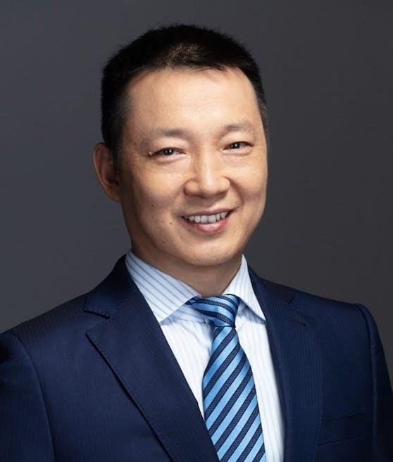 James Li Mitglied des Aufsichtsrats von Huawei und Präsident von Huawei Europe.