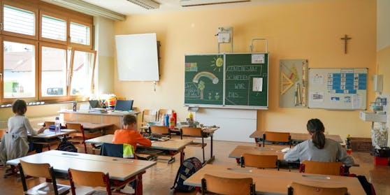 Zweiter Lockdown bald vorbei -  die Schule soll am 7. Dezember wieder starten.