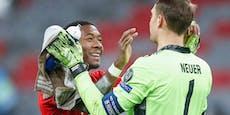 Alaba hat Chance auf Mittelfeld-Platz bei den Bayern