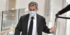 Ex-Präsident Sarkozy drohen zehn Jahre Haft