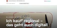"""Flop-Plattform """"Kaufhaus Österreich"""" vor dem Aus"""