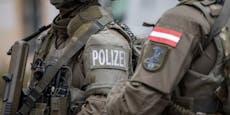 Cobra-Einsatz wegen erfundener Pistole in Villach