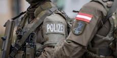 Cobra gibt Schüsse ab, evakuiert Wohnhäuser in Salzburg