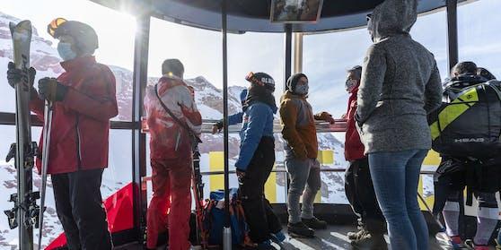 Wie in der Schweiz: So könnte der Skiurlaub in Österreich in dieser Saison aussehen.
