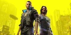 """Zu mies! """"Cyberpunk 2077"""" fliegt aus PlayStation Store"""