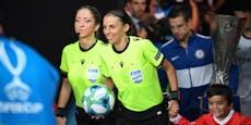 Französin pfeift als erste Frau in der Champions League