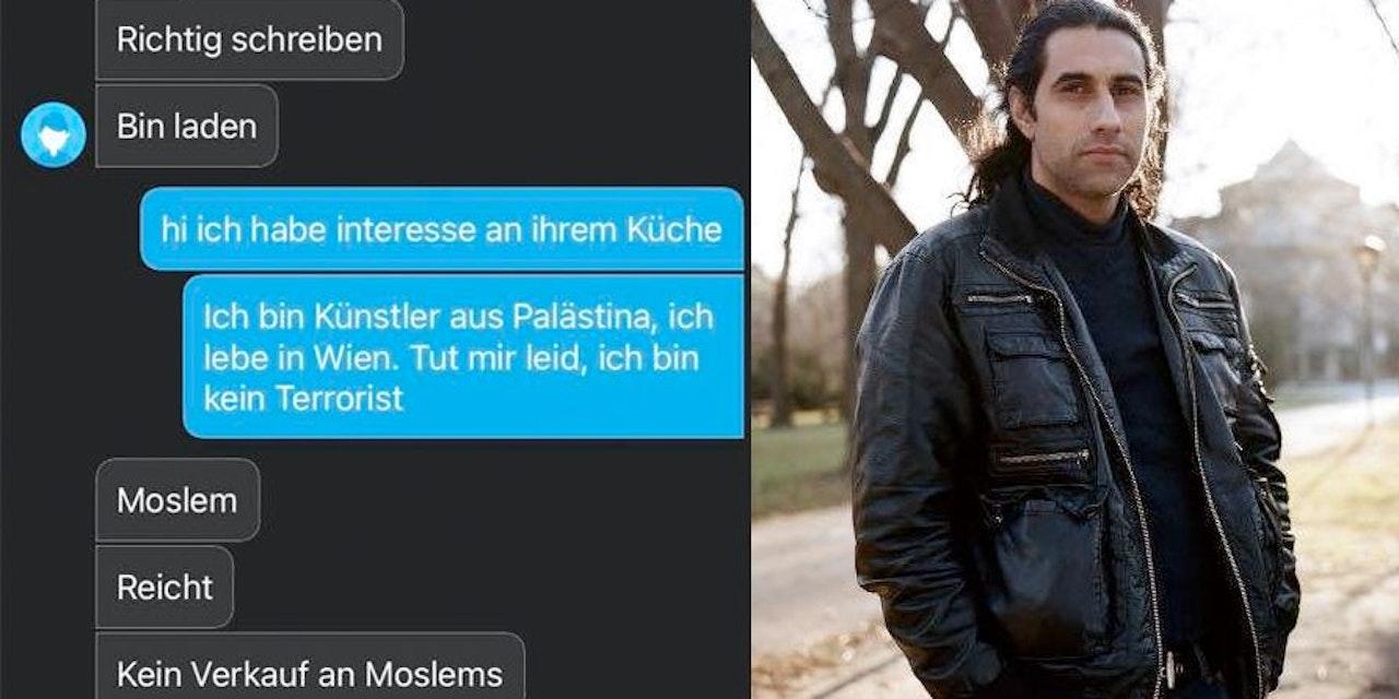 """Wienerin auf Willhaben: """"Kein Verkauf an Moslems"""""""