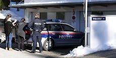 DARUM stahl Frau Verwandten 170.000 Euro aus Tresor