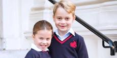Royaler Spaß: George & Charlotte werden Sitcom-Stars