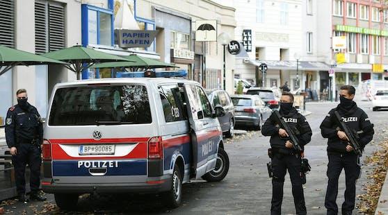 Anfang November erschütterte ein Terroranschlag die Bundeshauptstadt.
