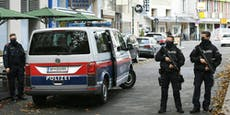 Wien-Terrorist warf Handy in Mistkübel in Tatortnähe