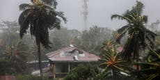 """""""Eta"""" trifft nächstes Land - 2500 Menschen evakuiert"""