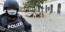 Was die Polizei den Wienern nach dem Anschlag sagt